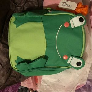 Other - Frog lunch bag